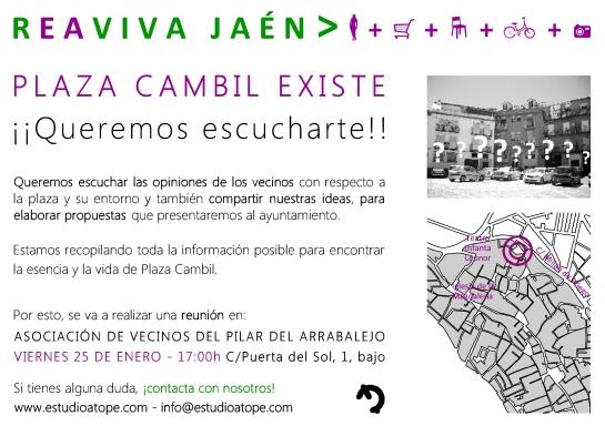 Reunión Cambil 25/01/2013 17h