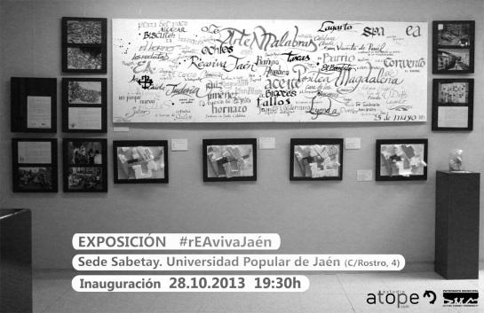 exposición #rEAvivaJaén