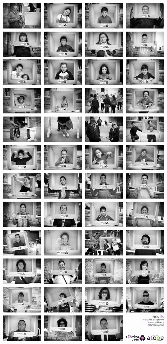 #retratosUrbanos #positEA