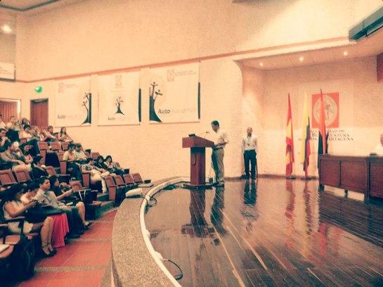Inauguración del Seminario (13.08.2014) @estudioatope