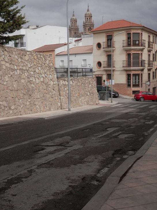 C/ Camino de la Peña - 25febrero2016. Imagen: Agustín Garzón